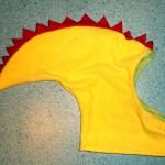 Mütze-Gelb
