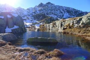 Der erste Schnee - auf dem Weg ins Tessin