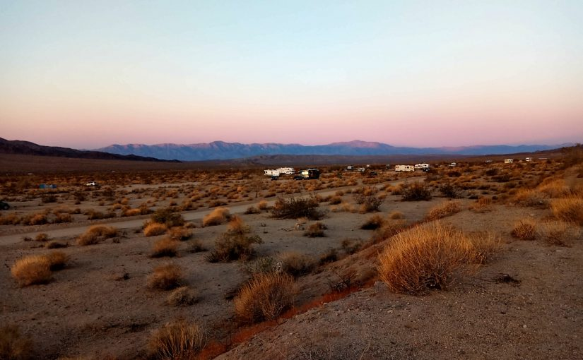 Roadtrip Tag 2 – Joshua Tree Park